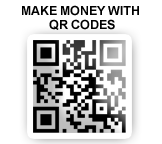 Make money with QR Codes