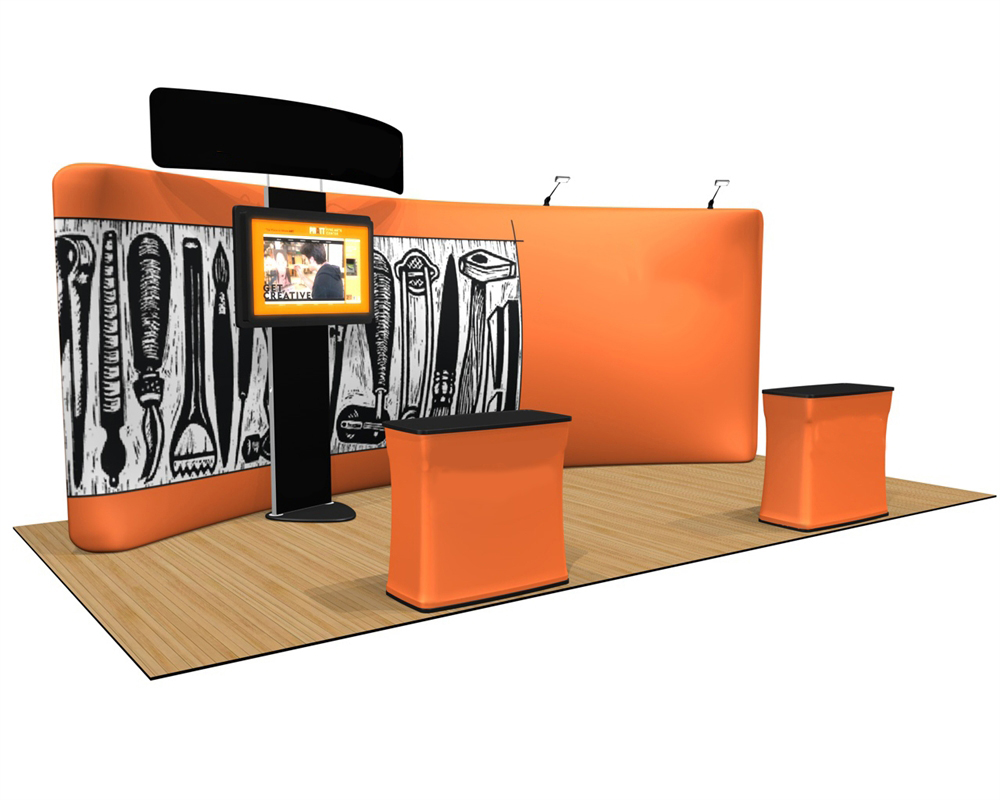 Tradeshow Booths & Exhibits